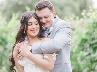 The wedding of Verenice and Austin 2