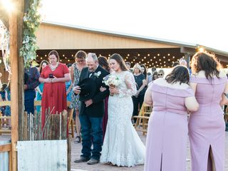 The wedding of Riley and Cody 2