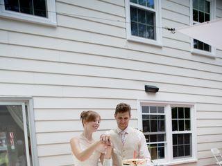 The wedding of Sarah and Brendan 2