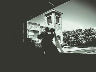 The wedding of Sarah and Brendan
