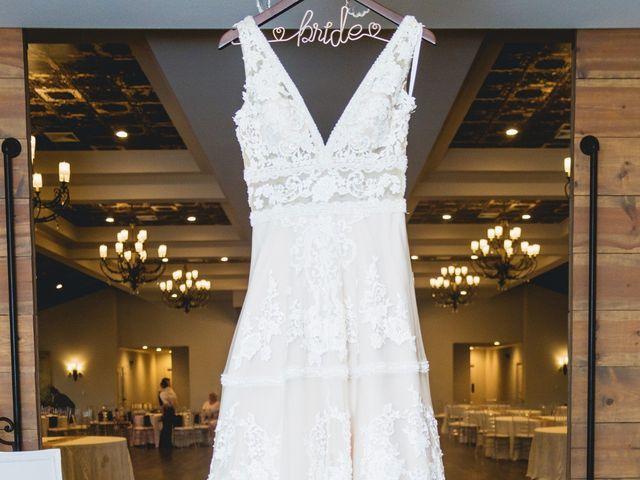 McKlane and Amanda's Wedding in Dallas, Texas 6