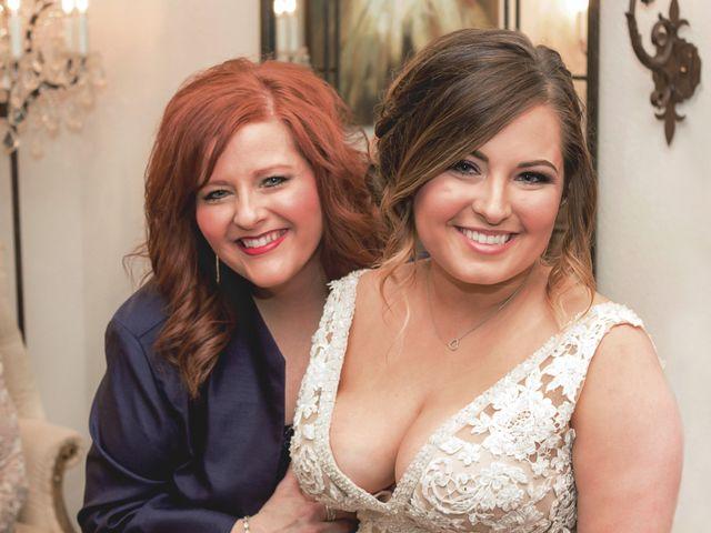 McKlane and Amanda's Wedding in Dallas, Texas 9