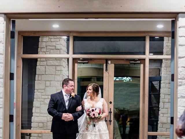 McKlane and Amanda's Wedding in Dallas, Texas 16