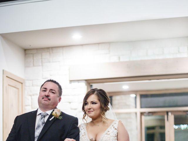 McKlane and Amanda's Wedding in Dallas, Texas 17