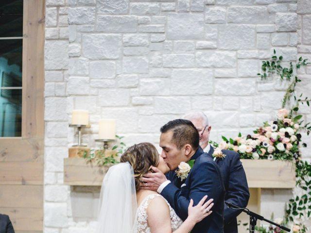 McKlane and Amanda's Wedding in Dallas, Texas 20