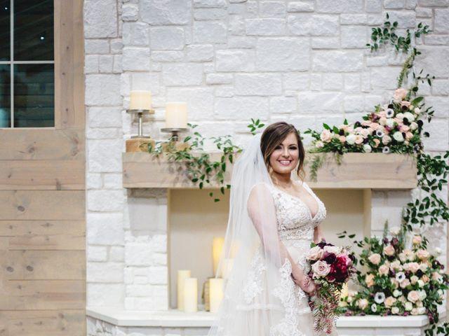 McKlane and Amanda's Wedding in Dallas, Texas 21