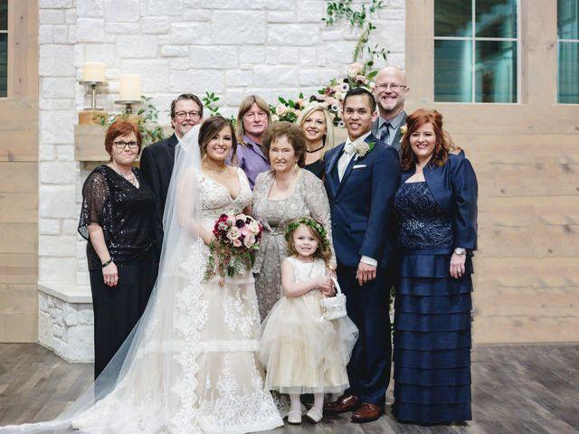 McKlane and Amanda's Wedding in Dallas, Texas 26