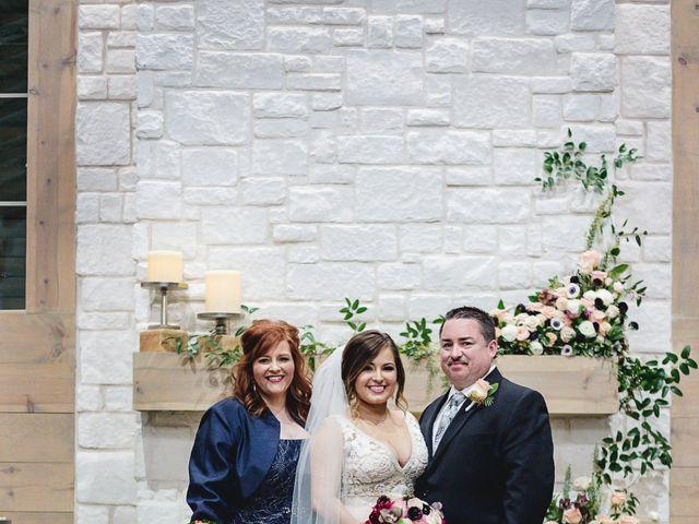McKlane and Amanda's Wedding in Dallas, Texas 27
