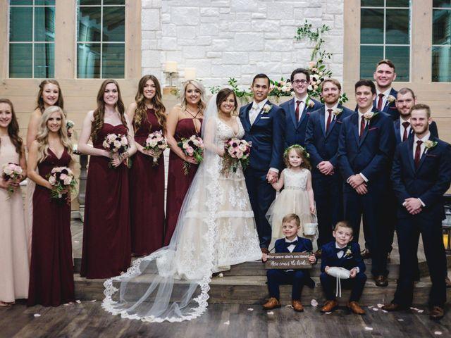 McKlane and Amanda's Wedding in Dallas, Texas 28