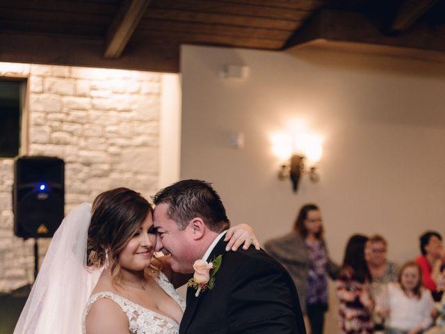 McKlane and Amanda's Wedding in Dallas, Texas 33