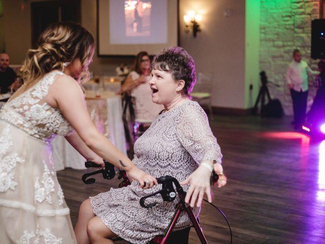 McKlane and Amanda's Wedding in Dallas, Texas 39