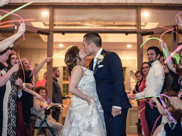 McKlane and Amanda's Wedding in Dallas, Texas 40