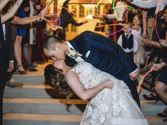 McKlane and Amanda's Wedding in Dallas, Texas 41