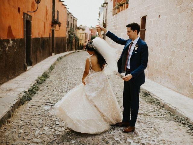 The wedding of Estefania and Christian