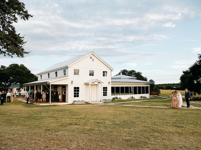 Tyler and Sarah's Wedding in Dripping Springs, Texas 4