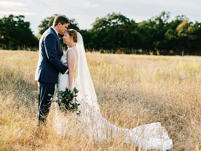 Tyler and Sarah's Wedding in Dripping Springs, Texas 7