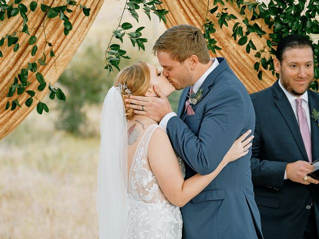 Tyler and Sarah's Wedding in Dripping Springs, Texas 6