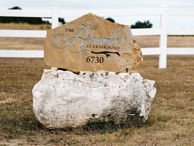 Tyler and Sarah's Wedding in Dripping Springs, Texas 3