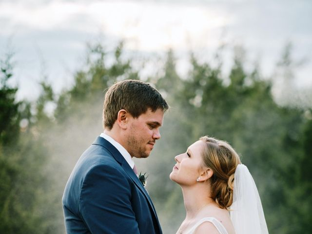 Tyler and Sarah's Wedding in Dripping Springs, Texas 8