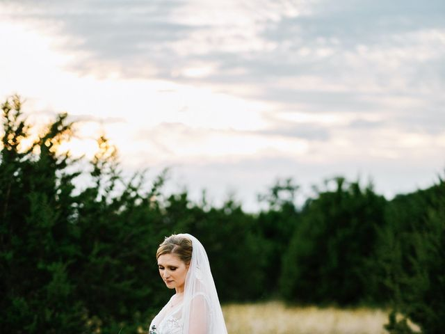 Tyler and Sarah's Wedding in Dripping Springs, Texas 9