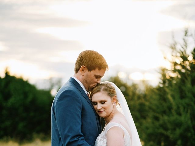 Tyler and Sarah's Wedding in Dripping Springs, Texas 10