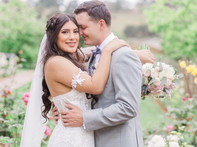 The wedding of Verenice and Austin