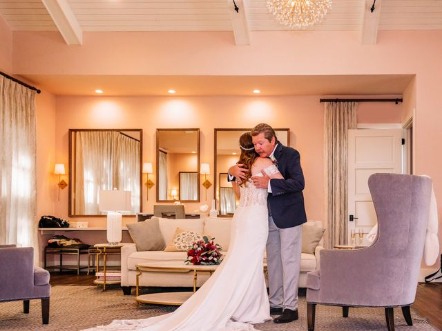 Allen and Shelby's Wedding in Spring Branch, Texas 8
