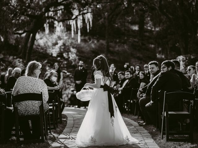 Allen and Shelby's Wedding in Spring Branch, Texas 14
