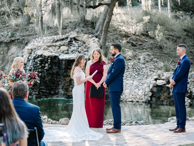 Allen and Shelby's Wedding in Spring Branch, Texas 17