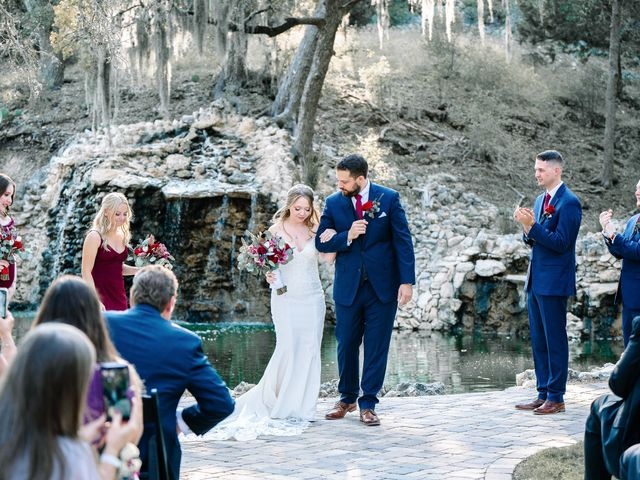 Allen and Shelby's Wedding in Spring Branch, Texas 23