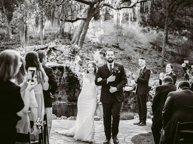 Allen and Shelby's Wedding in Spring Branch, Texas 24