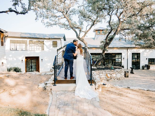 Allen and Shelby's Wedding in Spring Branch, Texas 25