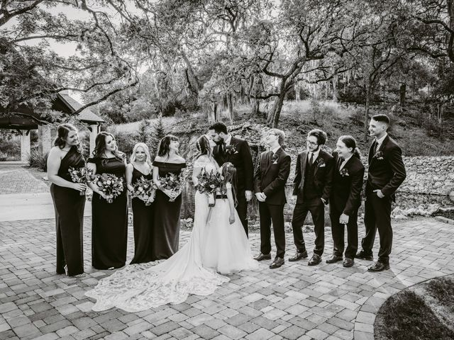 Allen and Shelby's Wedding in Spring Branch, Texas 27