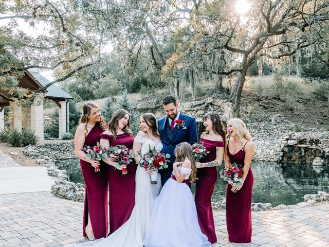Allen and Shelby's Wedding in Spring Branch, Texas 28