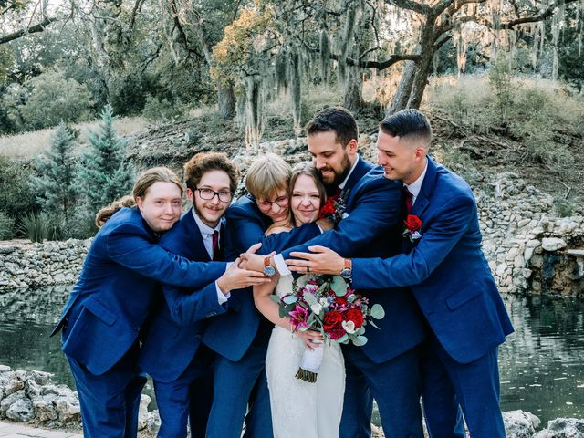 Allen and Shelby's Wedding in Spring Branch, Texas 30