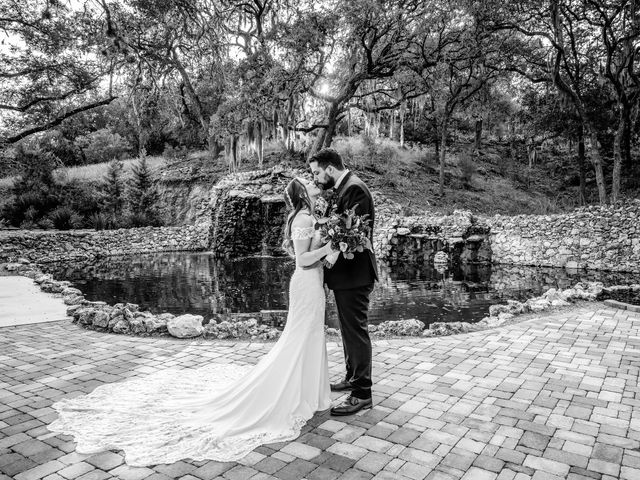 Allen and Shelby's Wedding in Spring Branch, Texas 33