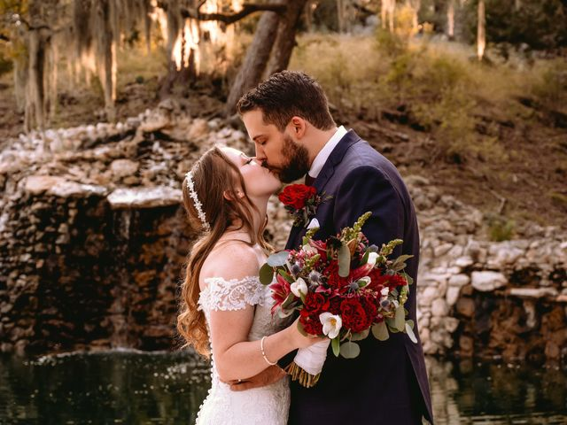 Allen and Shelby's Wedding in Spring Branch, Texas 34