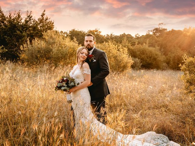 Allen and Shelby's Wedding in Spring Branch, Texas 35