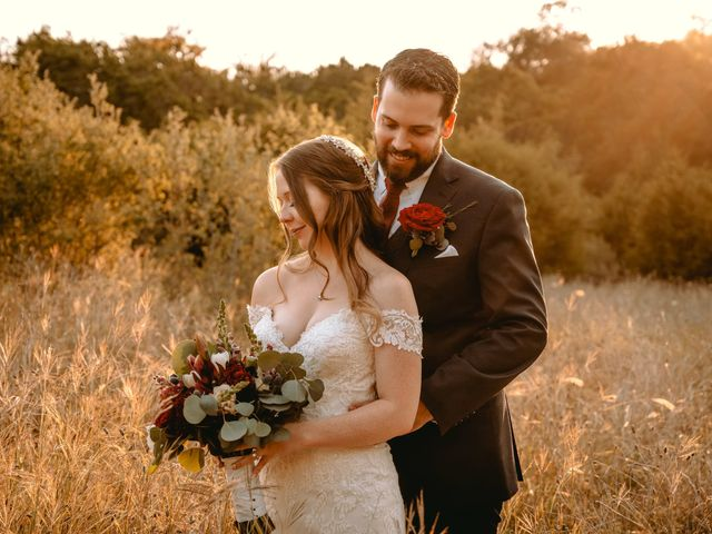 Allen and Shelby's Wedding in Spring Branch, Texas 36