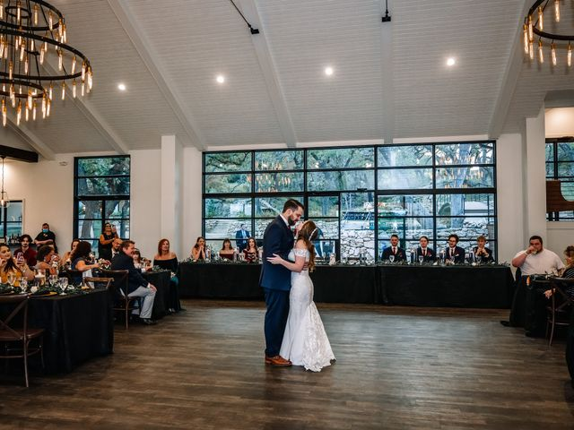 Allen and Shelby's Wedding in Spring Branch, Texas 46