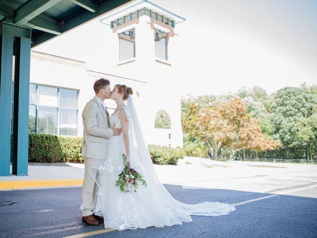 Brendan and Sarah's Wedding in Rockville, Maryland 2