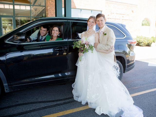 Brendan and Sarah's Wedding in Rockville, Maryland 6