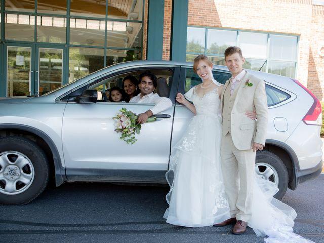 Brendan and Sarah's Wedding in Rockville, Maryland 7