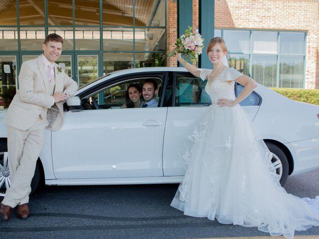 Brendan and Sarah's Wedding in Rockville, Maryland 8