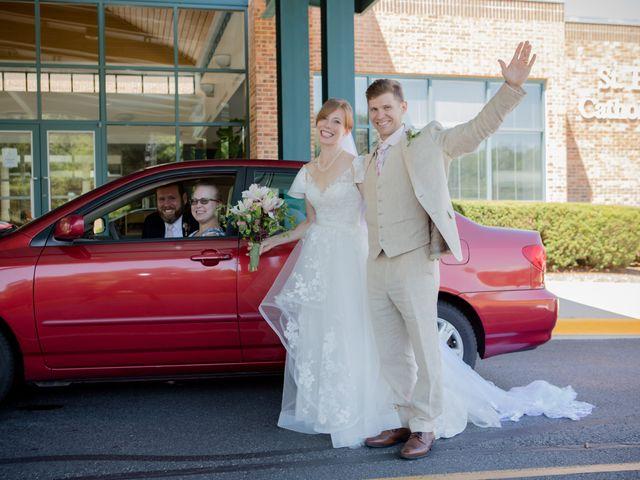 Brendan and Sarah's Wedding in Rockville, Maryland 9