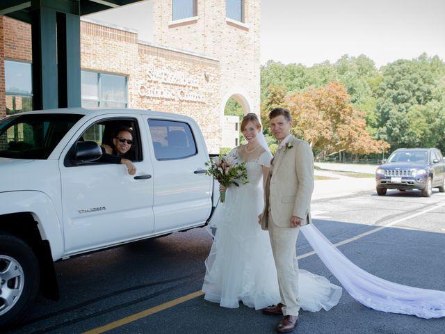 Brendan and Sarah's Wedding in Rockville, Maryland 10