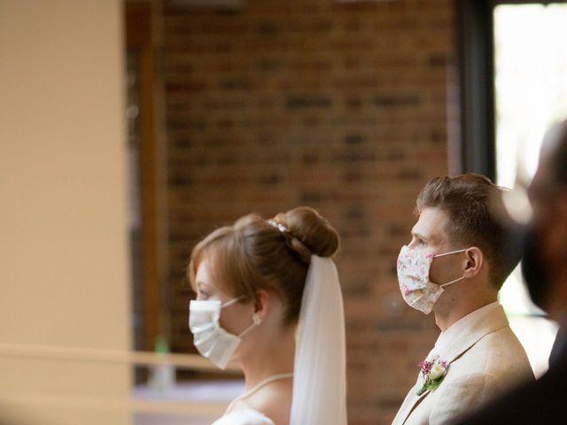 Brendan and Sarah's Wedding in Rockville, Maryland 12