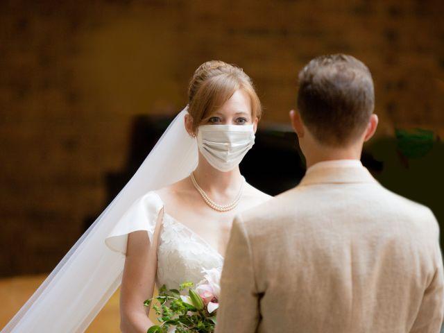 Brendan and Sarah's Wedding in Rockville, Maryland 13
