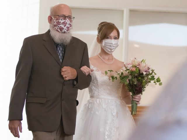 Brendan and Sarah's Wedding in Rockville, Maryland 14