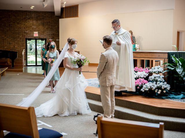 Brendan and Sarah's Wedding in Rockville, Maryland 16